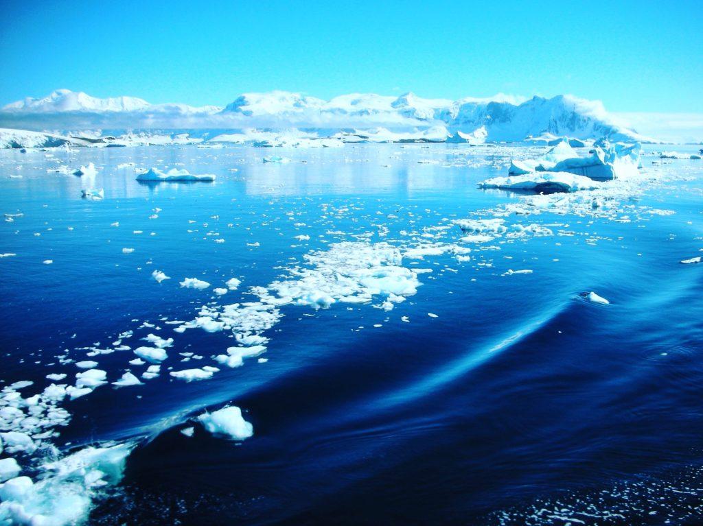 Antarktis fakta